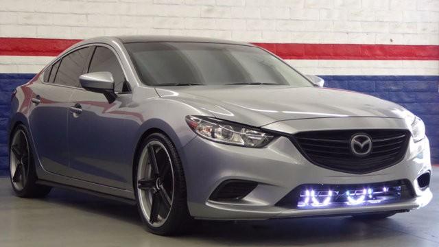 2014 Mazda Mazda6 4dr Sedan Automatic i Sport