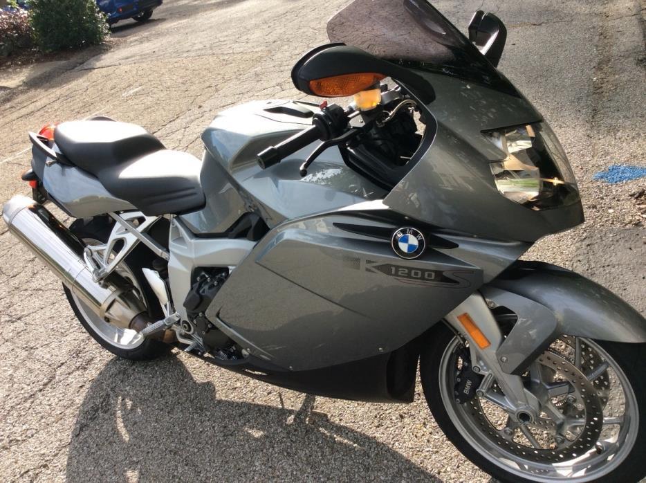 bmw k 1200 s motorcycles for sale in pennsylvania. Black Bedroom Furniture Sets. Home Design Ideas