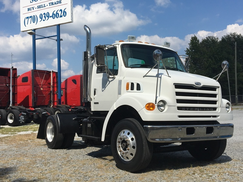 2003 Sterling L7500 Conventional - Day Cab