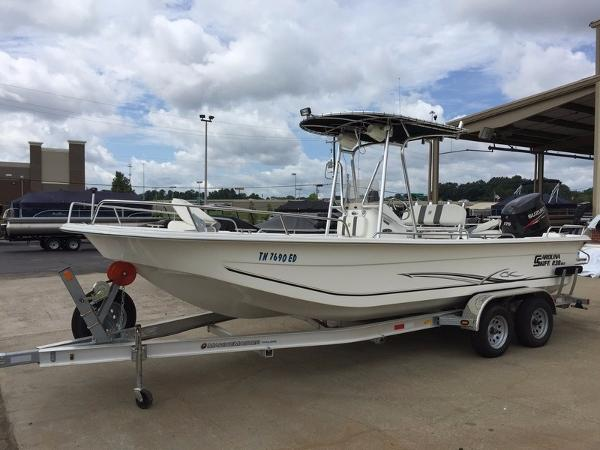 2012 Carolina Skiff 238DLV