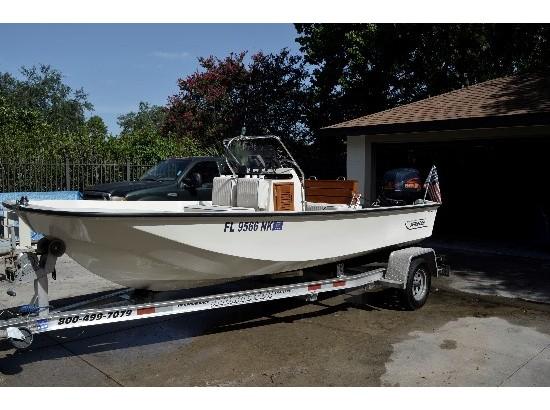 Boston Whaler Montauk 17 boats for sale in Florida
