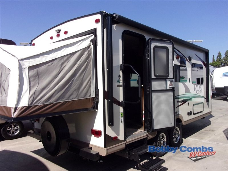 2017 Forest River Rv Rockwood Roo 19 ROO