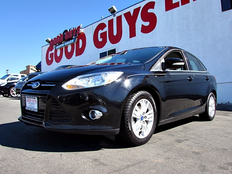 ford focus cars for sale in san diego california. Black Bedroom Furniture Sets. Home Design Ideas