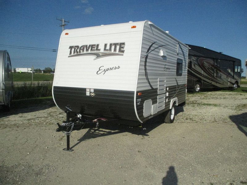 2017 Travel Lite Express E16TH