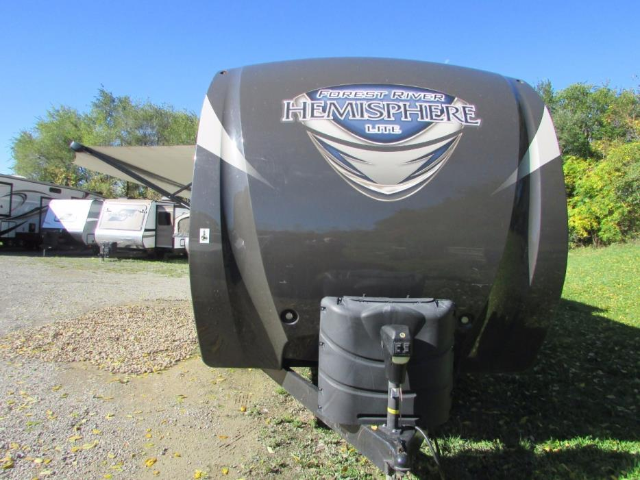 Forest River Hemisphere 282rk Rvs For Sale