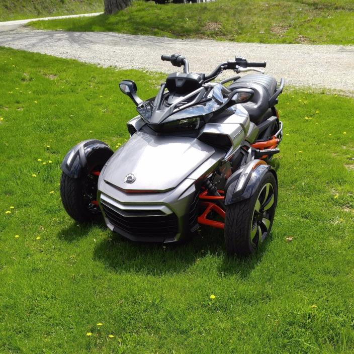 can am spyder motorcycles for sale in logan ohio. Black Bedroom Furniture Sets. Home Design Ideas