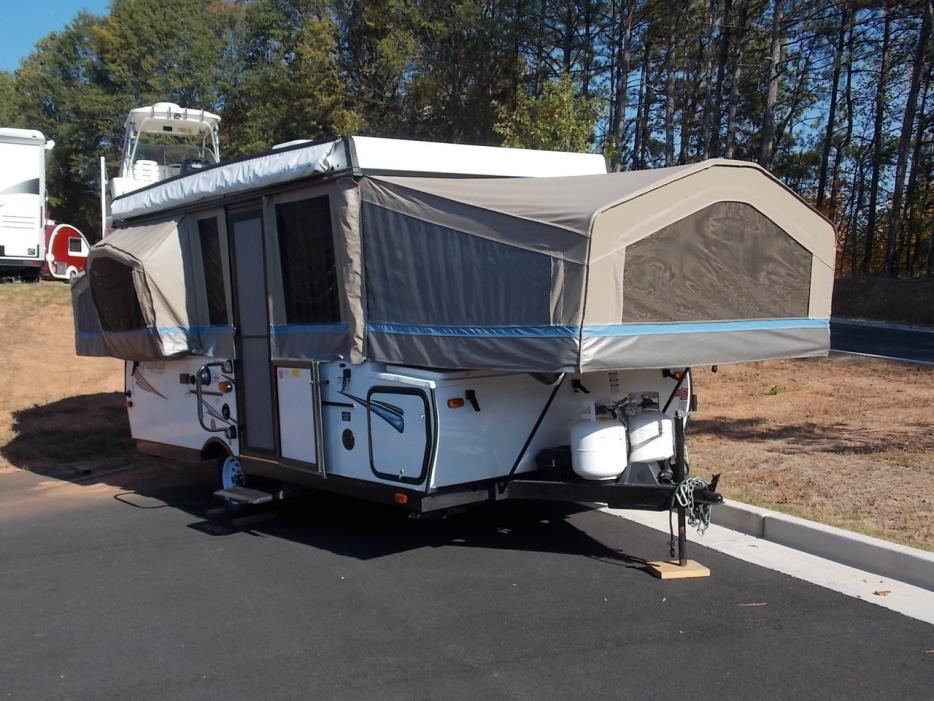 2014 Forest River Flagstaff 425D CLASSIC