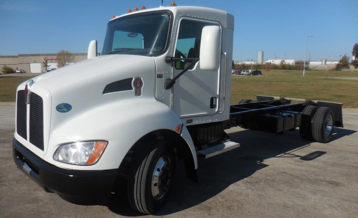 2010 Kenworth T170 Cab Chassis