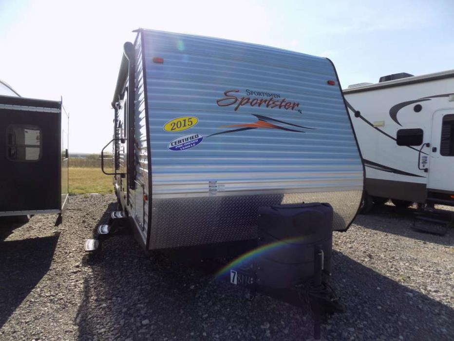 2015 Kz Rv Sportsmen Sportster 30TH