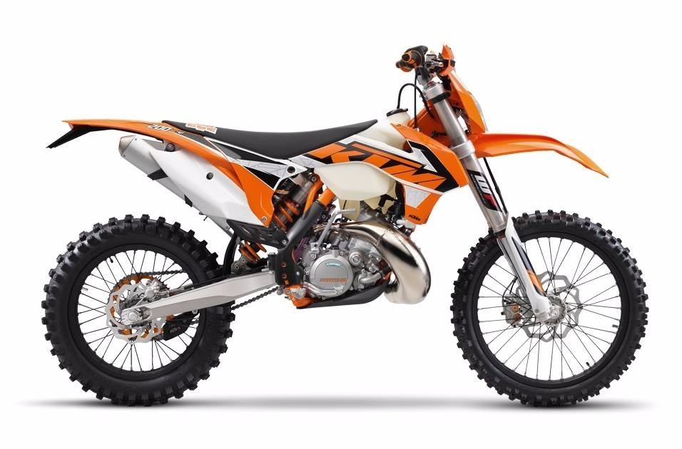 ktm 200 xc w motorcycles for sale in ohio. Black Bedroom Furniture Sets. Home Design Ideas