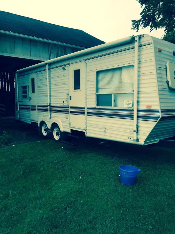 2001 Sunnybrook TRAVEL TRAILER