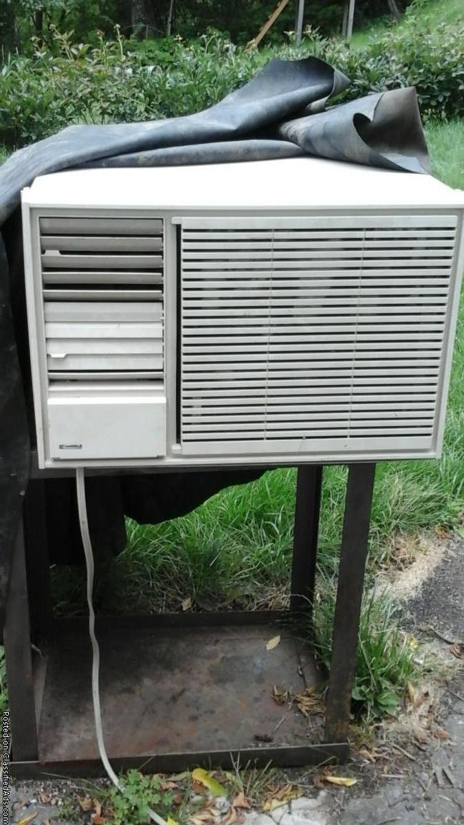 Kenmore wide window air conditioner