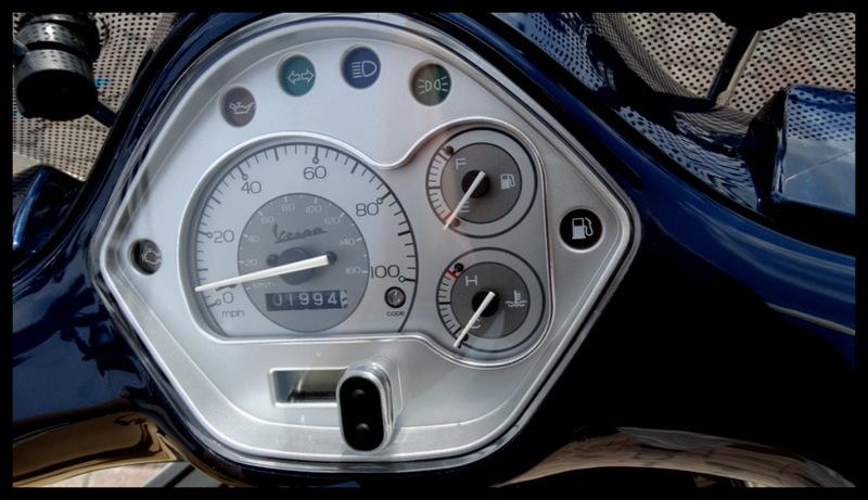 2010 Vespa GTS 300 Super