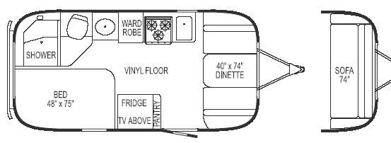 Airstream 19 Bambi Rvs For Sale