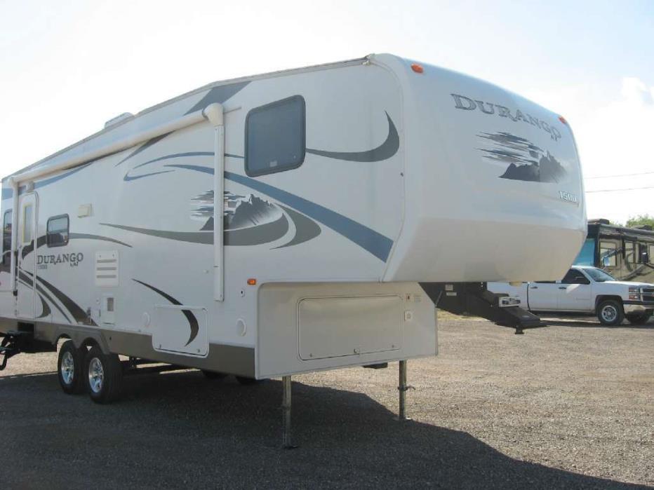2011 Kz Rv Durango D275RL