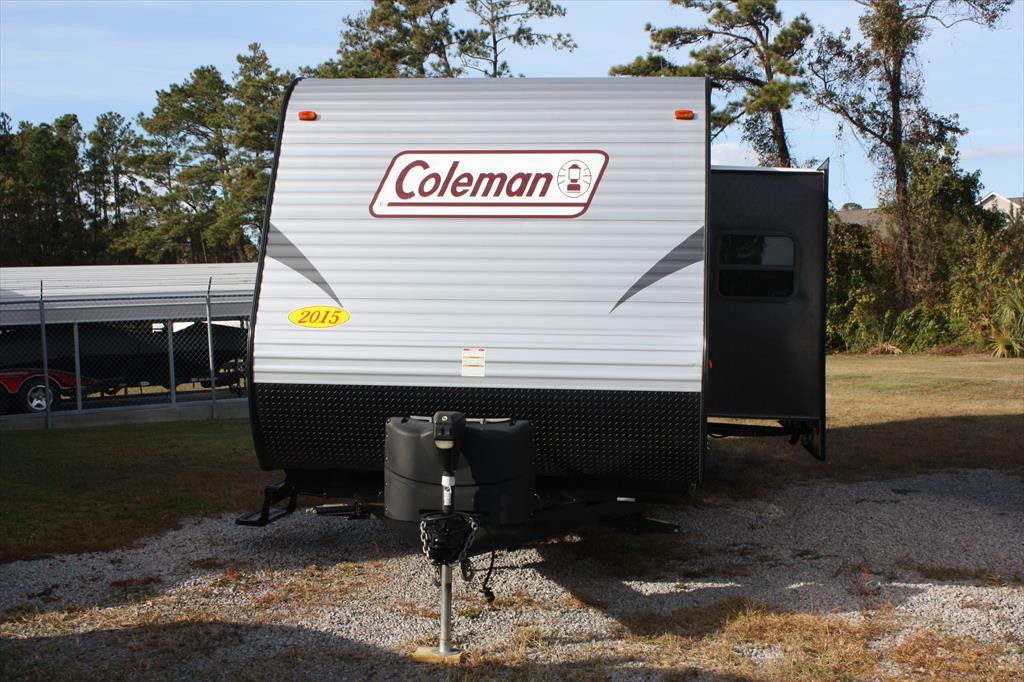 2014 Coleman Expedition CTS270RL