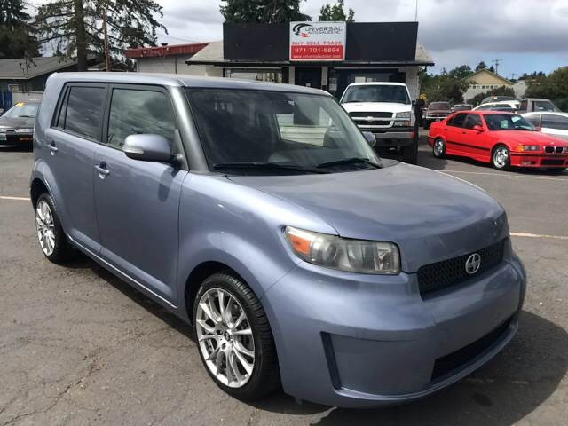 2010 Scion xB Base 4dr Wagon 4A