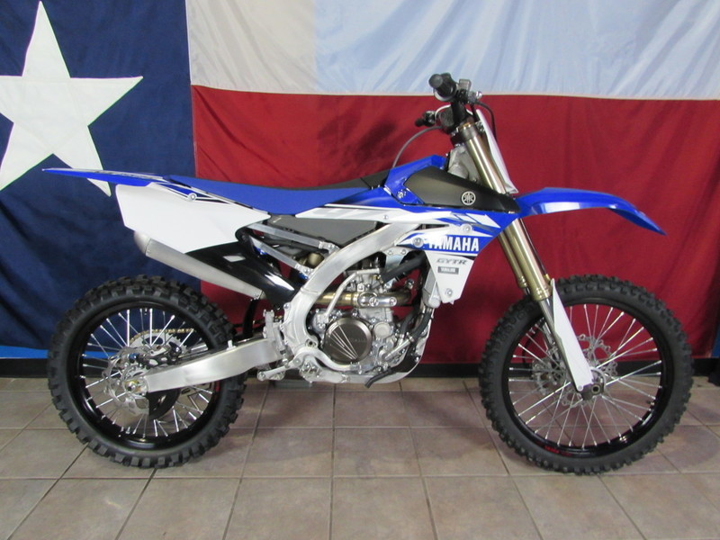 Yamaha yz250f motorcycles for sale in austin texas for Yamaha yz250f for sale