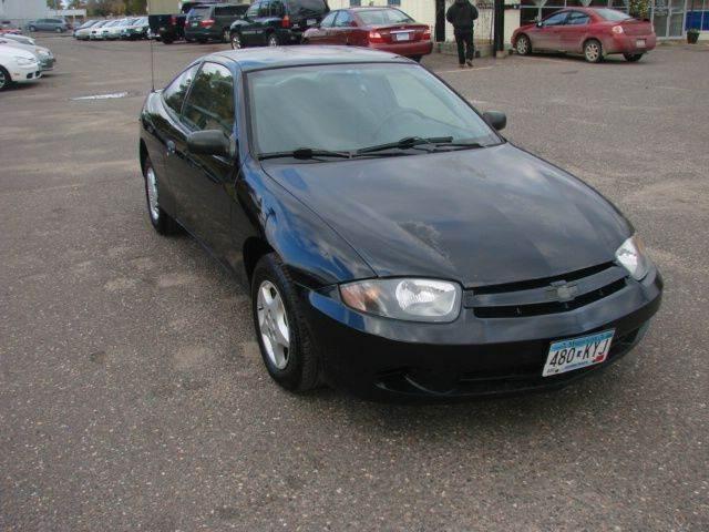 2004 Chevrolet Cavalier Base 2dr Coupe