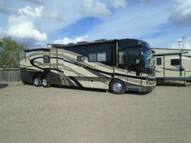 2008 American Coach American Tradition 42F Cummins