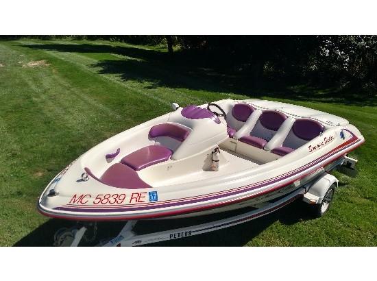 1996 Sea Ray F16