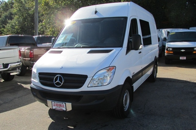 2011 Mercedes-Benz Sprinter 2500 Pickup Truck