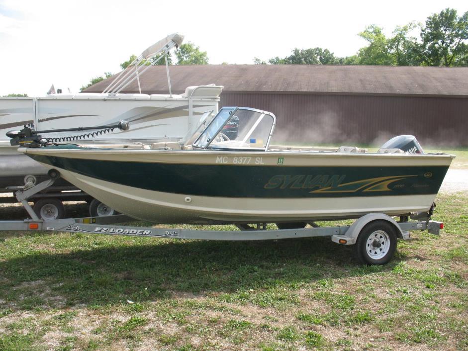 Sylvan Eliminator 1800 Boats For Sale In Michigan