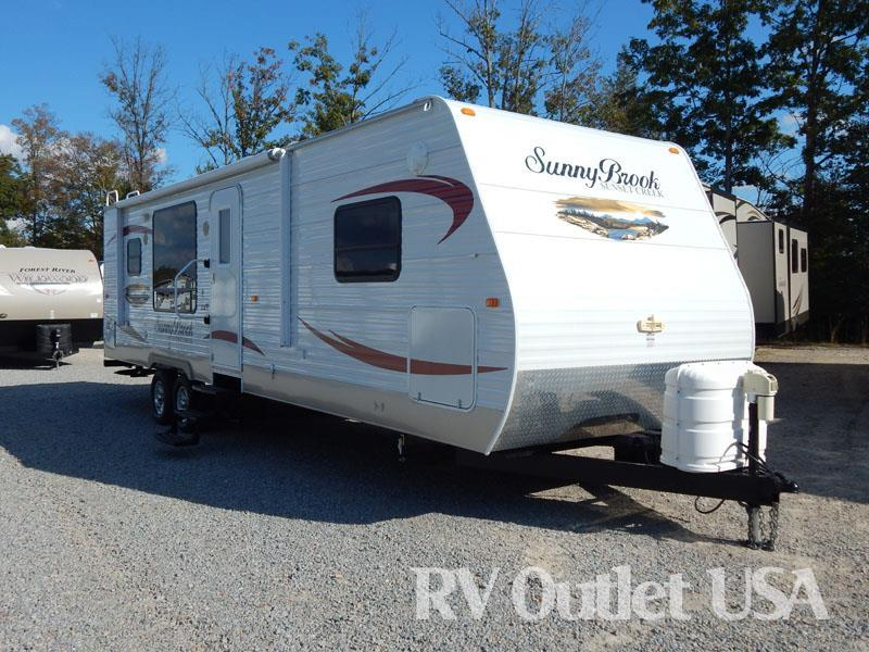2012 Sunnybrook Sunset Creek 297SL
