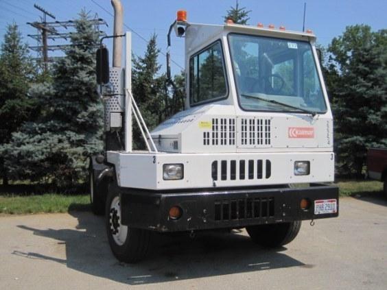 2008 Ottawa 30 Yard Spotter Truck