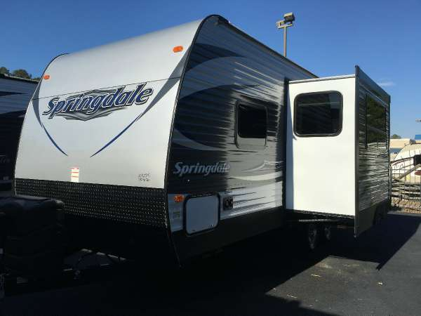 2016 Springdale 225RB
