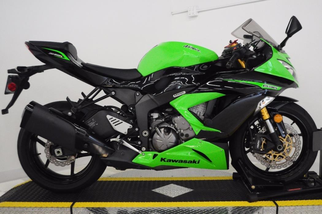 2001 1200 Kawasaki Ninja Motorcycles for sale