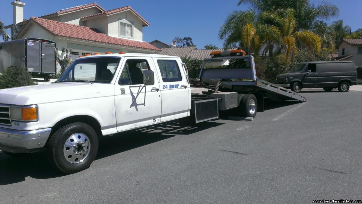 Trade For Tow Truck Cars For Sale