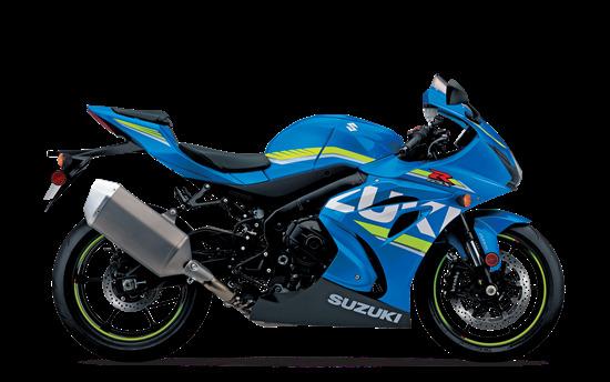 2017 Suzuki GSX-R1000 BLUE