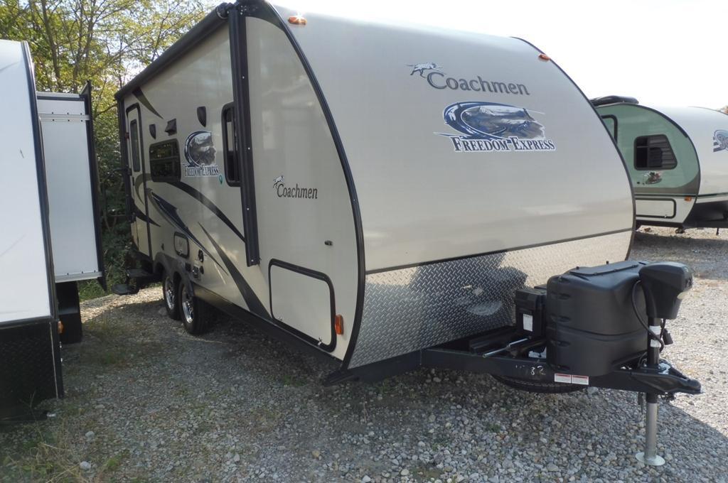 Coachmen Freedom Express 192 Rbs Rvs For Sale In Ohio