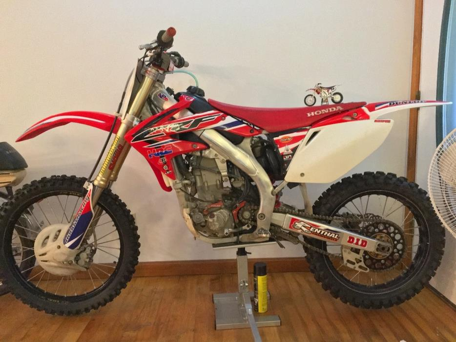 Honda Crf450r Motorcycles For Sale In Cambridge Vermont