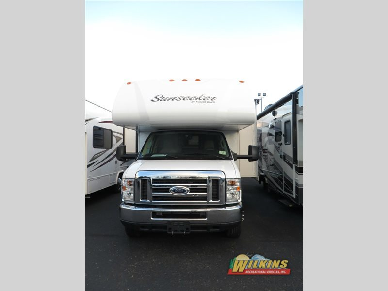 2016 Forest River Rv Sunseeker 3100SS Ford