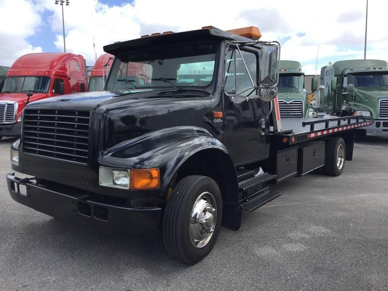rollback tow truck for sale in miami florida. Black Bedroom Furniture Sets. Home Design Ideas