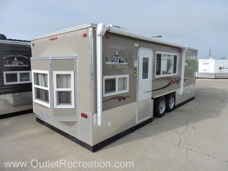 Ice Castle 8x21 Fiberglass Rv Edition rvs for sale