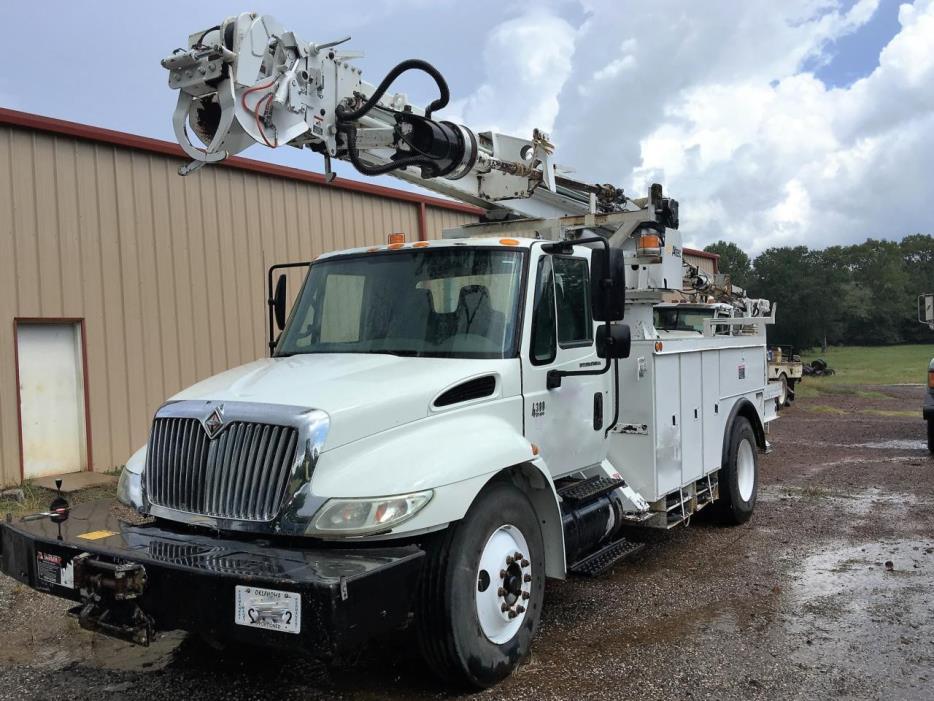 2006 International 4300dt  Utility Truck - Service Truck