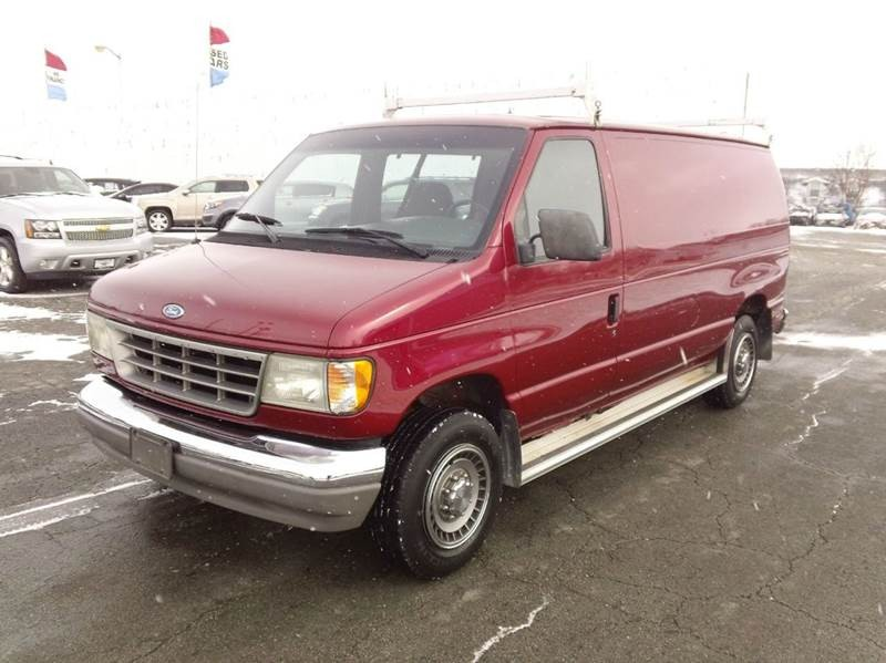 1994 Ford E-250 XL 3dr Econoline Cargo Van