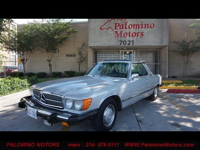 1974 Mercedes-Benz SLC 450 450
