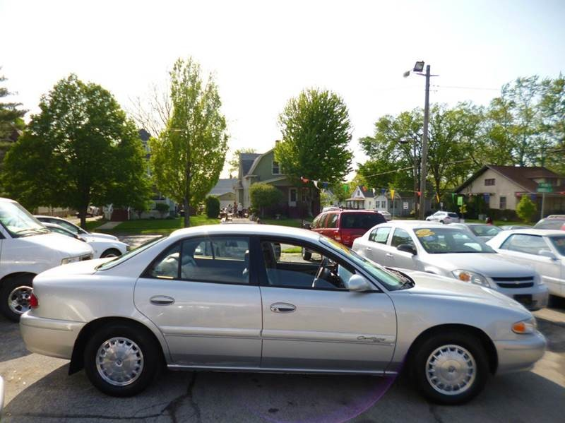 2002 Buick Century Limited 4dr Sedan