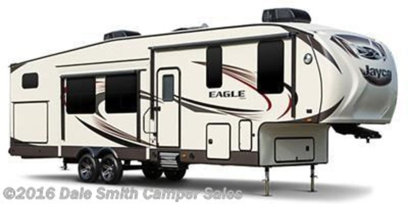 Jayco Eagle Fifth Wheels 293RKDS