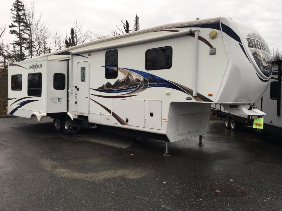 2011 Heartland Big Horn 3670RL