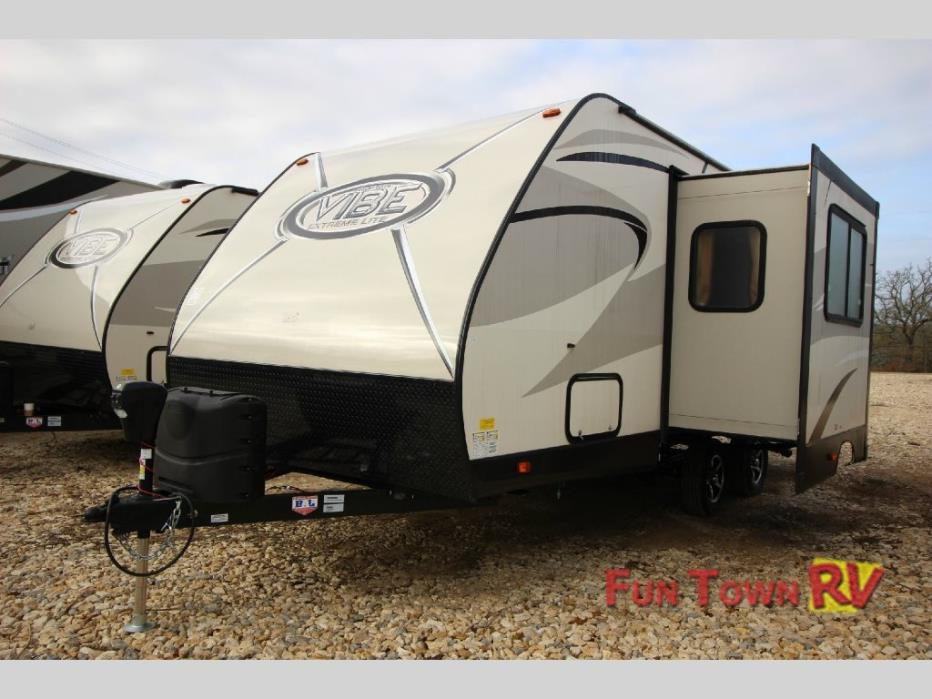 Forest River Rv Vibe Extreme Lite 21FBS