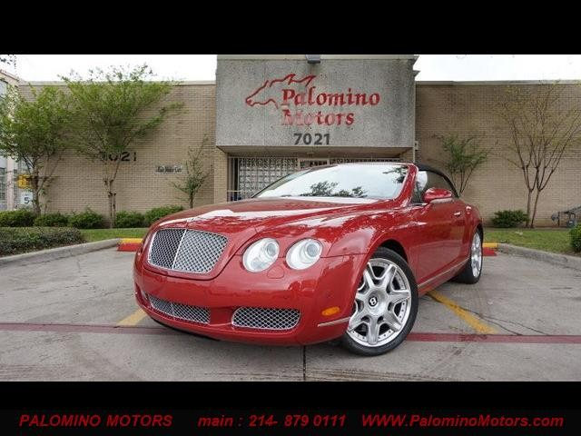 bentley continental gtc cars for sale in dallas texas. Black Bedroom Furniture Sets. Home Design Ideas
