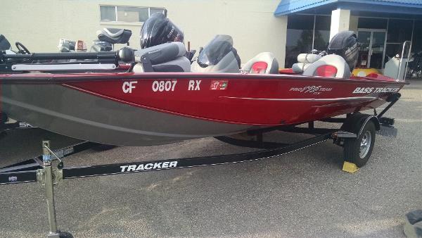 2014 Tracker Pro Team 175 TXW