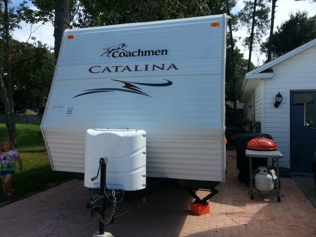 2010 Coachmen CATALINA 22FB