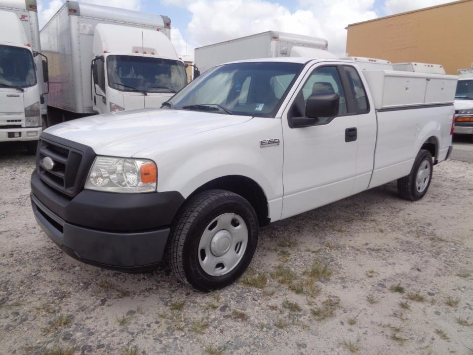 2007 Ford F150  Contractor Truck