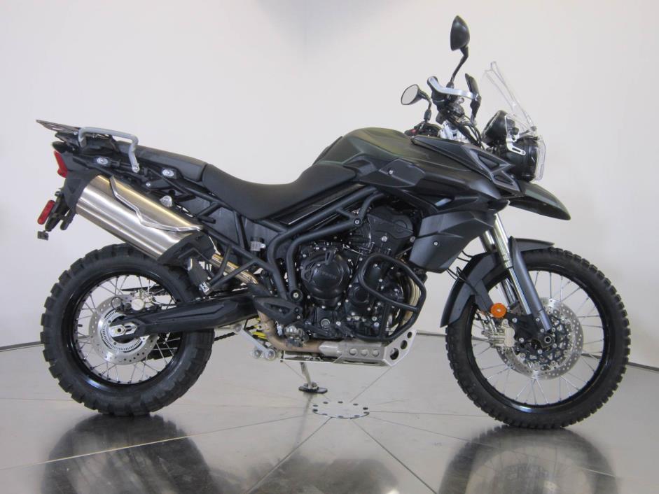 Triumph Tiger 800 Xc Abs Motorcycles For Sale In Colorado